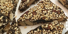 Thumb small nr0136 incredible nutty carob bars with seeds and dry fruit nh8
