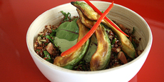 Thumb small nr0098 warm gluten free quinoa and avocado nh8 salad