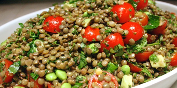 Thumb big nr0085 lentils  edemame beans and cherry tomato salad nh