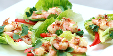 Thumb small pr0061 chilli prawns in lettuce cups